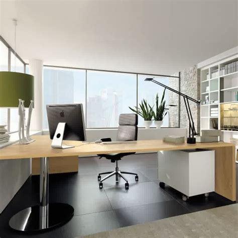 sleek office desk designs  modern interior
