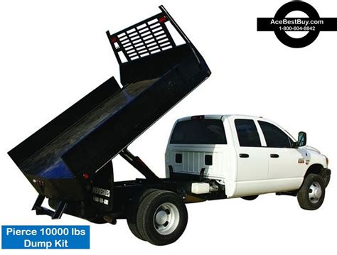 pickup dump bed pickup flatbed dump bed hoist kit turn into dump truck