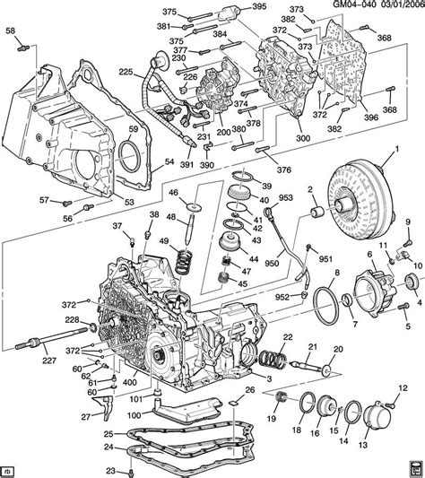 car engine manuals 2006 buick rendezvous transmission control location of transmission speed sensor