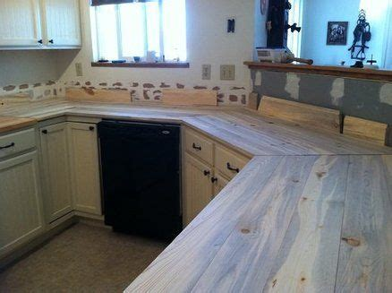 Pine Countertops by 1000 Ideas About Pine Kitchen On Interiors