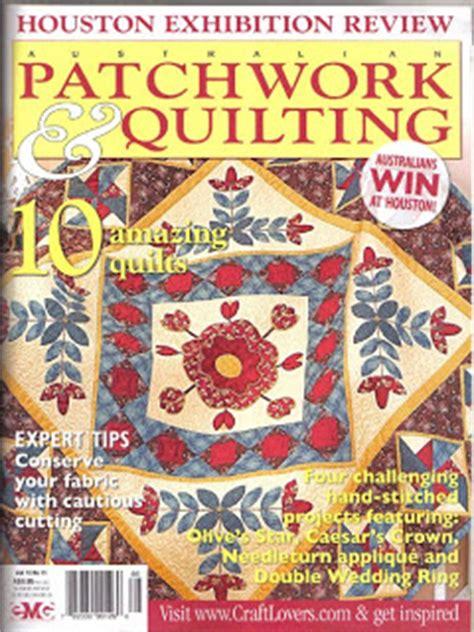 Australian Patchwork And Quilting Magazine Website - legend and lace australian patchwork and quilting magazine