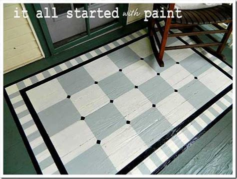 Painted Porch Floor by Painted Porch Floors Car Interior Design