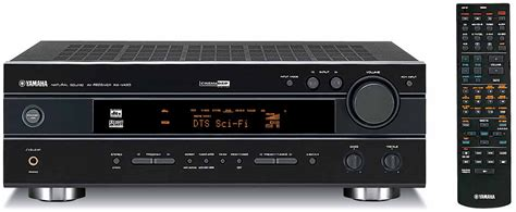 Home Theater G8 yamaha rx v430 specs engadget