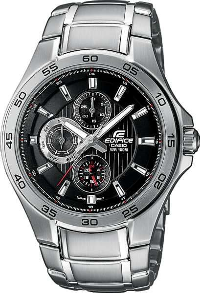 Casio Edifice Ef 335d 4a casio ef 335d 1a edifice
