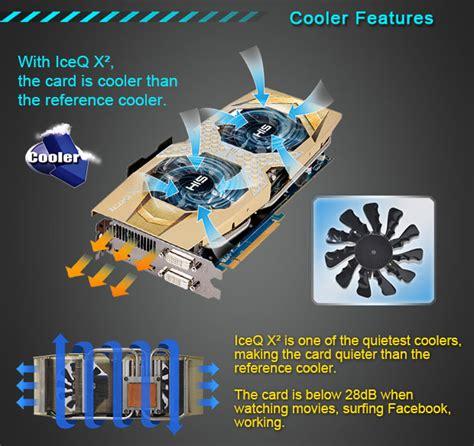 His Radeon R9 390 Iceq X2 Ii Oc 8 Gb jual his r9 390x iceq x2 oc 8gb gddr5 amd radeon graphics card beli di batamonlineshop