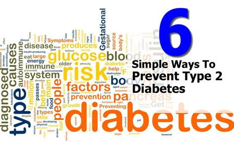How Can I Reduce Type 2 5ar | 6 simple ways to prevent type 2 diabetes