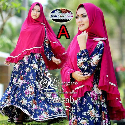 Pusat Grosir Baju Pretty Dress Maxmara muslim dress new from indonesia busana muslim pesta pusat grosir baju muslim