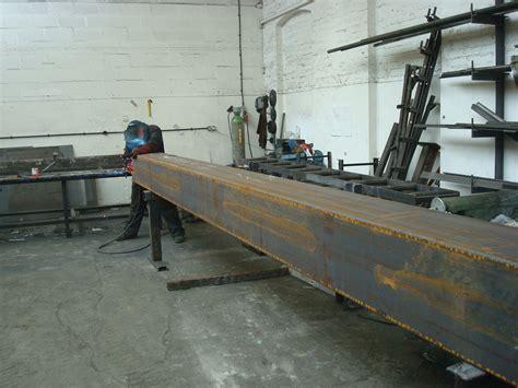 welding box section steel staff morris fabrications ltd