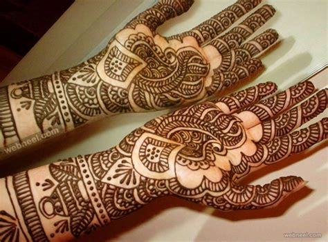 25 Beautiful And Easy Bridal Mehndi Design Inspiration For | 25 beautiful bridal mehndi design inspiration for you