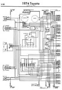 repair manuals toyota land cruiser fj55 1974 wiring diagrams