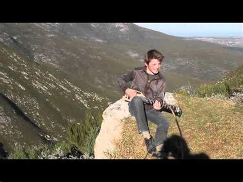 jasper zingt stop in zuid afrika