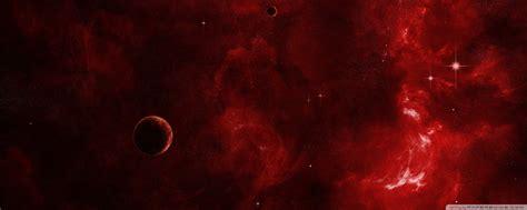 red galaxy  hd desktop wallpaper   ultra hd tv