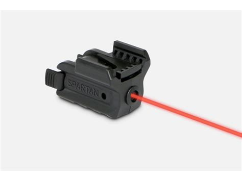 spartan light laser lasermax s rail mounted spartan laser series