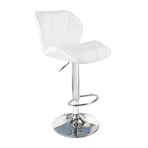 White Leather High Back Bar Stools by Best 25 Leather Bar Stools Ideas On White