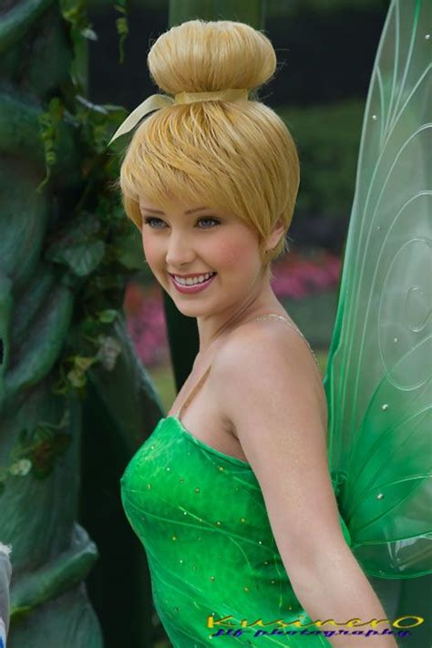 tinkerbell cosplay costume fairy costume disney face