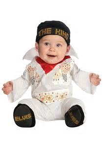 Infant Halloween Costume Elvis Onesie Costume