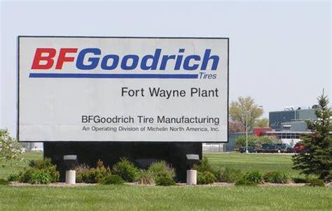 fort wayne observed woodburn goodrich plant   tires delivered  humvees