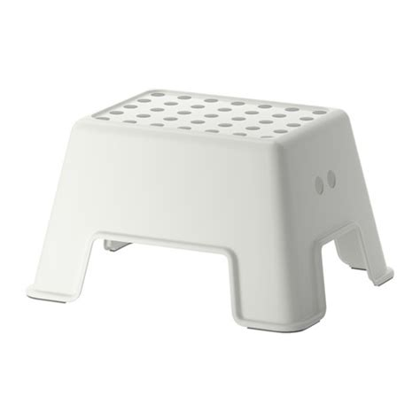 ikea step bolmen step stool white ikea