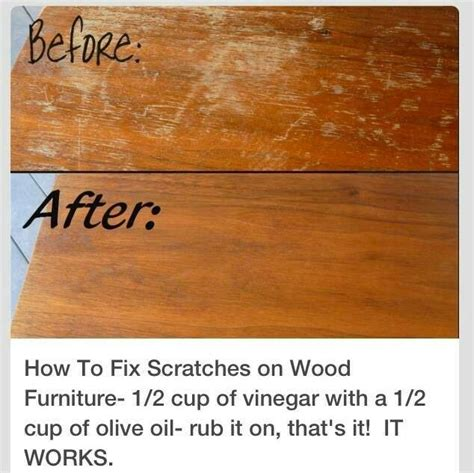 How To Fix Scratches On Wood Furniture how to fix scratches on wood furniture diy