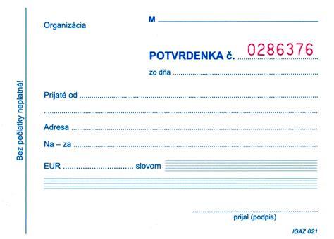 Tax Credit Award Letter 2015 Tla芻iv 225 Pokladni芻n 233 Doklady Potvrdenka S Juxtou A6