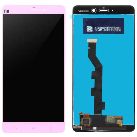 Lcd Xiaomi Mi Max Fullset Touchscreen Ori xiaomi mi note touchscreen lcd pink specifications photo xiaomi mi