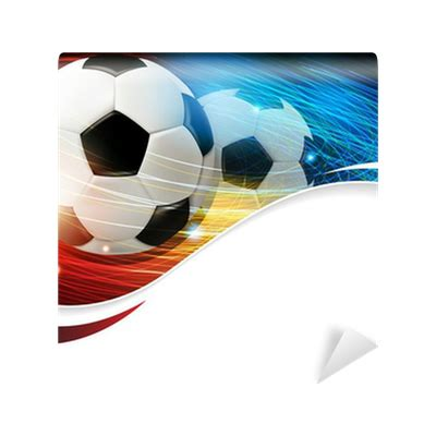 soccer ball wall light soccer ball with lights and sparks wall mural pixers