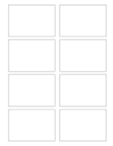 Blank Memory Card Template by 6 Best Images Of Blank Memory Card Printable Template
