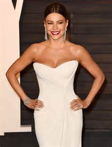 Sofia Vergara Vanity Fair Oscar Sofia Vergara 2016 Vanity Fair Oscar In Beverly