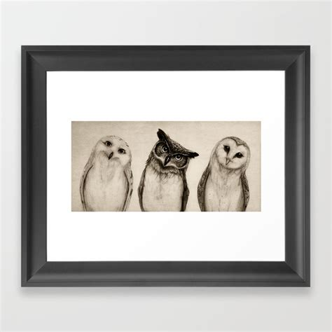 in framed artwork illustration framed prints society6