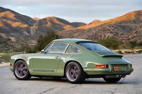 Porsche 911 Singer by Singer 911 Drew Phillips Photography