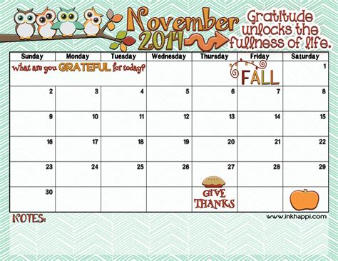 Thanksgiving 2013 Calendar Best Photos Of Calendar November 2015 Thanksgiving Theme