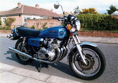 1980 Suzuki Motorcycles Document Moved