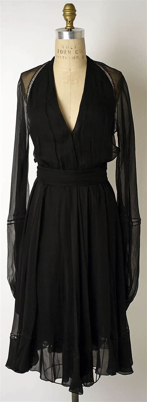 Designer Potw Marc Silk Dress by Dress House Of Founded 1947 Designer Marc