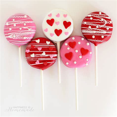 valentines oreos s day oreo pops happiness is