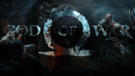 wallpaper laptop god of war god of war ps4 wallpaper 1080p by claterz wallpaper