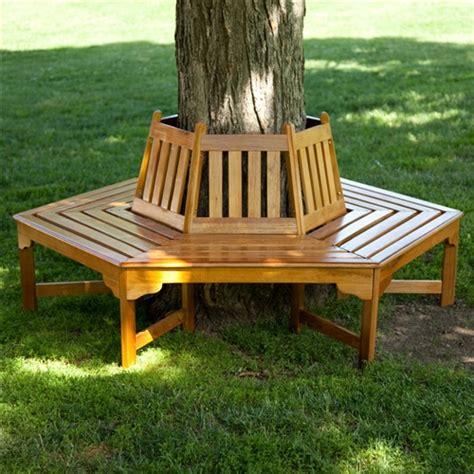 hexagonal tree bench hexagonal outdoor tree bench in weather resistant cedar