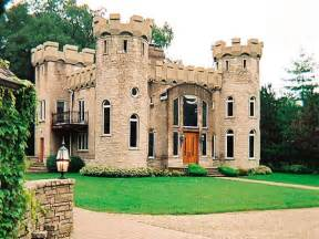 wonderful eplans mansions #2: small-castle-style-house-mini