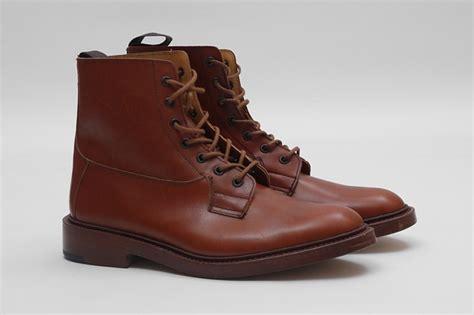 boot c tricker s boot c marron hypebeast