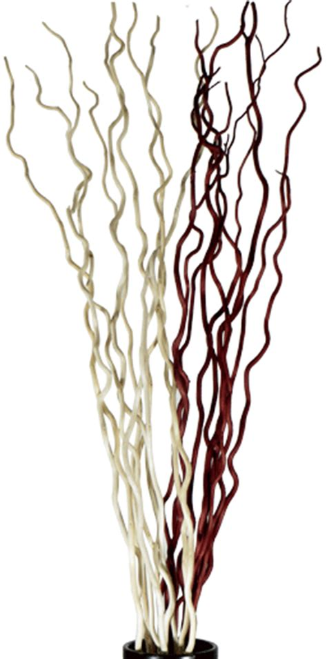 decorative branches with beads decorative branches corkscrew willow branches rl beach