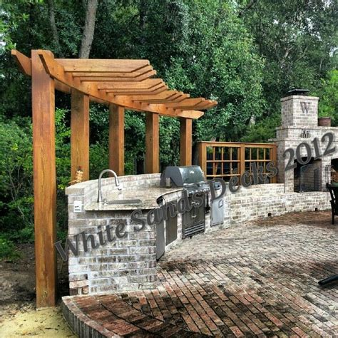 curved pergola for the home pinterest