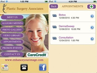 dr canales announces the launch of practice iphone app