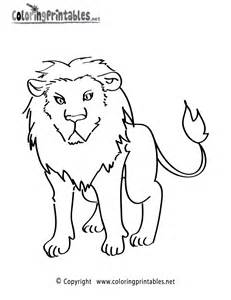free printable animal coloring pages coloring page a free animal coloring printable