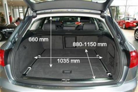 Kofferraumvolumen Audi A6 Avant by Adac Auto Test Audi A6 Allroad 3 0 Tdi Quattro Tiptronic