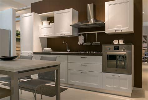prezzo cucina scavolini cucina lineare scavolini modello colony scontata 28