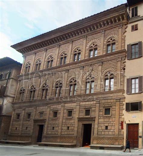 cornisa napoleon leonbattista alberti facade of the rucellai palace 1452