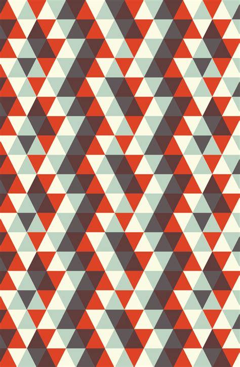 triangle pattern tumblr designcloud triangular pattern series by roberto tenorio