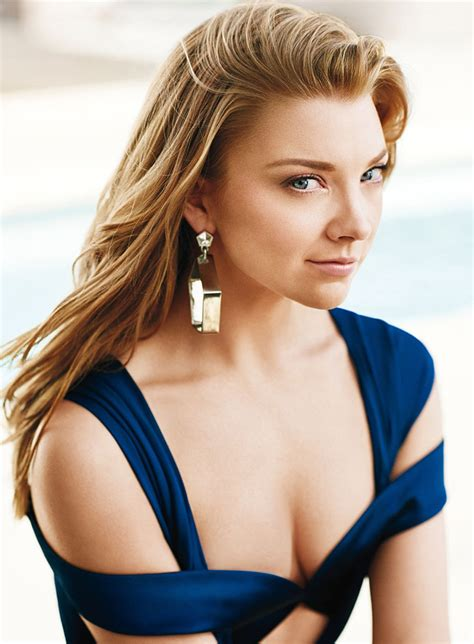 Nataile Dormer Natalie Dormer Self Magazine April 2015 Gotceleb