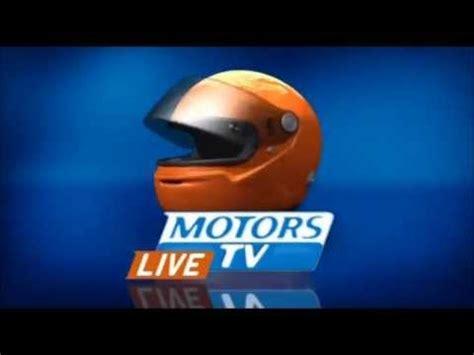 motors tv live ident