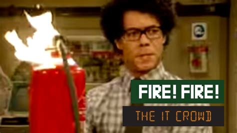 The In The Fireplace Episode by The It Crowd Series 1 Episode 2 Funnydog Tv