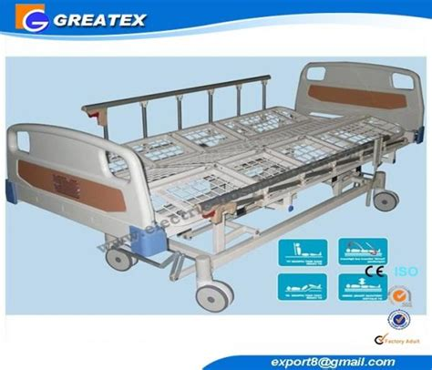 hospital bed for home abs power coated steel 5 function full electric hospital